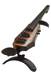 Obrázek pro výrobce Elektrická viola NS Design NXT 4 Satin Sunburst