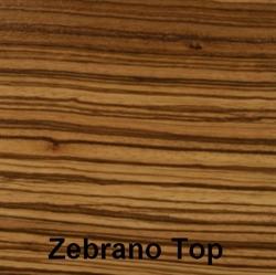 Obrázek pro výrobce Elektrický kontrabas NS Design CR 4 Zebrano