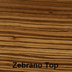 Obrázek pro výrobce Elektrický kontrabas NS Design CR 5 M Zebrano