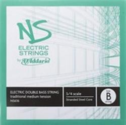 Obrázek pro výrobce NS616 TRADITIONAL LOW B STRUNA PRO ELEKTRICKÝ KONTRABAS
