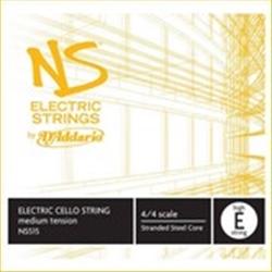 Obrázek pro výrobce NS515 HIGH E STRUNA PRO ELEKTRICKÉ VIOLONCELLO