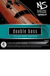 Picture of NS610 TRADITIONAL STRING SET FOR ELECTRIC DOUBLE BASS