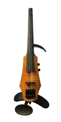 Picture of Electric Violin NS Design WAV 4 Amberburst