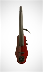 Picture of Electric Violin NS Design WAV 4 Trans Red