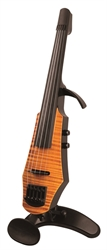 Picture of Electric Violin NS Design WAV 5 Amberburst