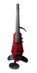 Picture of Electric Violin NS Design WAV 5 Trans Red