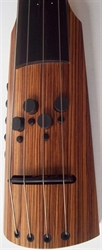 Picture of Electric Double Bass NS Design CR 4 M Zebrano