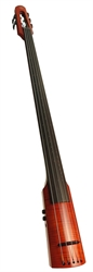Picture of Electric Double Bass NS Design WAV5 Amber Burst