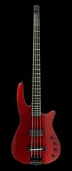 Obrázek pro výrobce Elektrická baskytara WAV4 Radius červená metalíza lesk