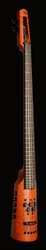 Picture of Electric Omni Bass NS Design CR5 Amber Fretted