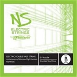 Obrázek pro výrobce NSFW616 CONTEMPORARY LOW B STRUNA PRO ELEKTRICKÝ KONTRABAS