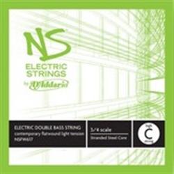 Obrázek pro výrobce NSFW617 CONTEMPORARY HIGH C STRUNA PRO ELEKTRICKÝ KONTRABAS