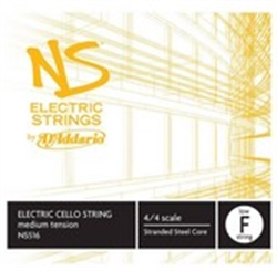 Obrázek pro výrobce NS516 LOW F STRUNA PRO ELEKTRICKÉ VIOLONCELLO
