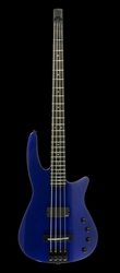 Picture of Electric Bass Guitar WAV4 Radius Metallic Cobalt B-STOCK