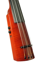 Picture of Electric Double Bass NS Design WAV4c Amber Burst (Coform)