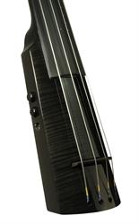 Obrázek pro výrobce Elektrický kontrabas NS Design WAV4c Trans Black (Coform)