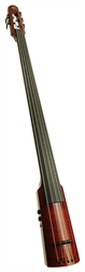 Picture of Electric Double Bass NS Design WAV5c Amber Burst (Coform)