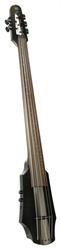 Obrázek pro výrobce Elektrické violoncello NS Design WAV 5 Cello Transparent Black - B-KVALITA